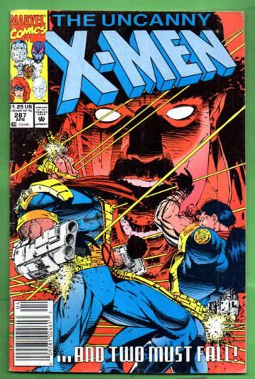 The Uncanny X-Men Vol 1 #287 Apr 92