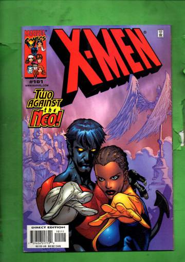X-Men Vol 1 #101 Jun 00