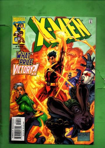 X-Men Vol 1 #102 Jul 00