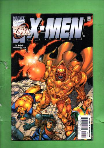 X-Men Vol. 1 #104 Sep 00