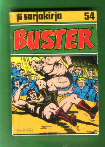 Semicin sarjakirja 54 - Buster