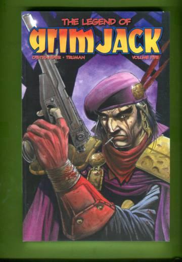 The Legend of Grimjack: Vol. 5
