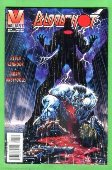 Bloodshot Vol. 1, No. 34, September 1995