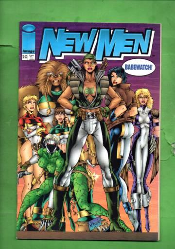 Newmen Vol. 1 #20 Nov 95