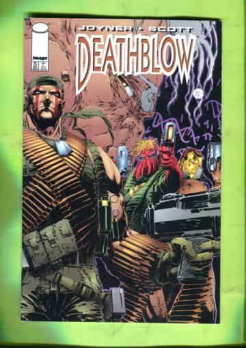 Deathblow #25 / March 1996