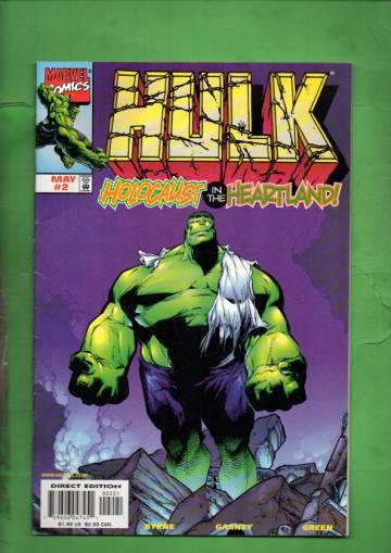 Hulk Vol. 1 #2 May 99