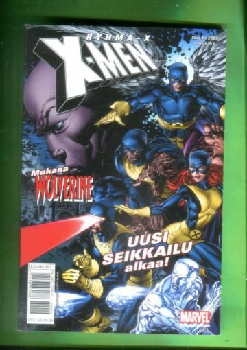 X-Men 4/09 (Ryhmä-X)