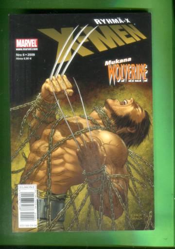 X-Men 6/09 (Ryhmä-X)