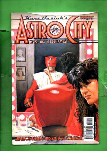 Kurt Busiek's Astro City Vol. 2 #22 Aug 00