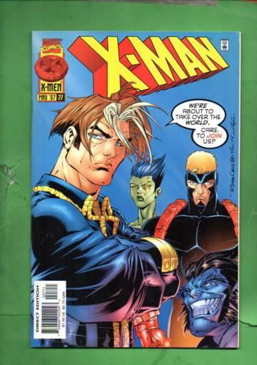 X-Man Vol. 1 #27 May 97