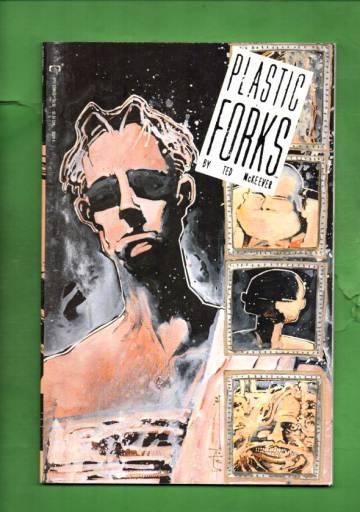 Plastic Forks Book #4