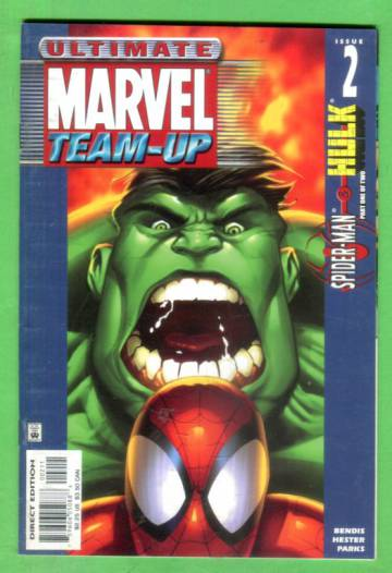 Ultimate Marvel Team-Up 2 / May 2001
