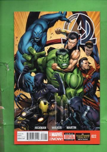 New Avengers #22 Oct 14