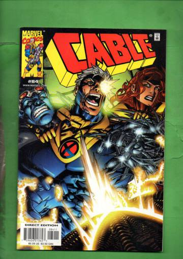 Cable Vol. 1 #84 Oct 00