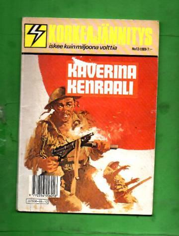 Korkeajännitys 12/88 - Kaverina kenraali