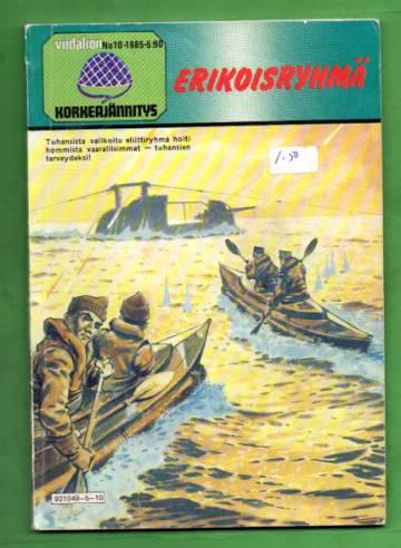 Viidakon korkeajännitys 10/85 - Erikoisryhmä