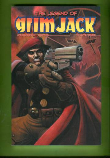 The Legend of Grimjack: Vol. 3