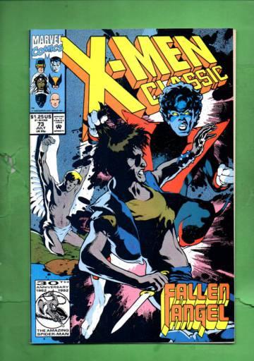 X-Men Classic Vol. 1 #73 Jul 92