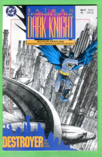 Legends of the Dark Knight No. 27, February 1992