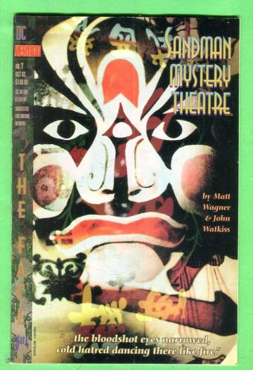 Sandman Mystery Theatre #7 Oct 93