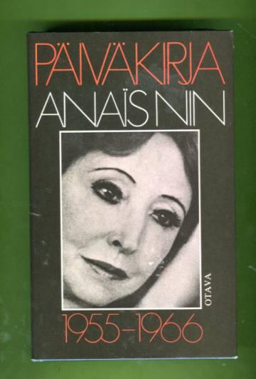Päiväkirja 1955-1966