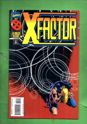 X-Factor Vol. 1 #112 Jul 95
