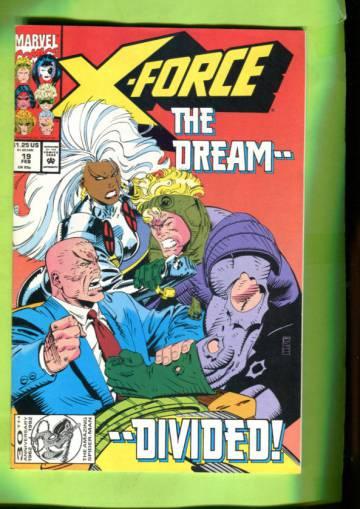 X-Force Vol 1 #19 Feb 93