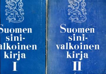 Suomen sinivalkoinen kirja 1-2