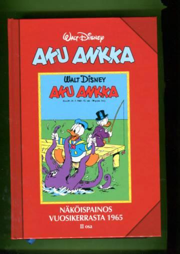 Aku Ankka - Näköispainos vuosikerrasta 1965, II osa