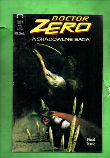 Doctor Zero Vol. 1 #8 Jun 89