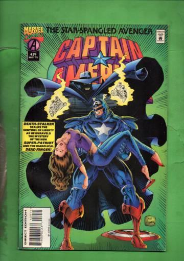 Captain America Vol. 1 #439 May 95