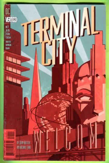 Terminal City #1 Jul 96