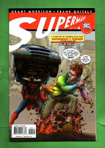 All Star Superman #4 Jul 06