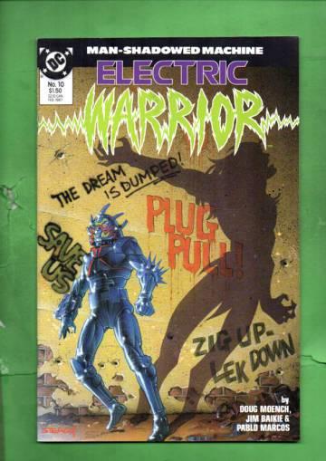 Electric Warrior #10 Feb 87