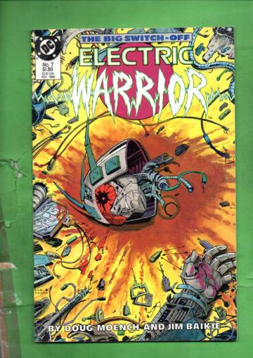 Electric Warrior #7 Nov 86