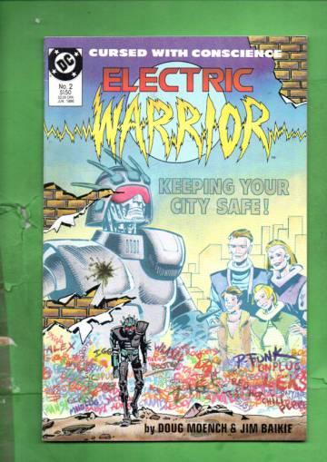 Electric Warrior #2 Jun 86