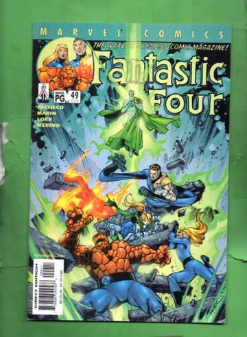 Fantastic Four Vol. 3 #49 Jan 02