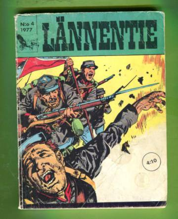 Lännentie 4/77 - Sodan liekit