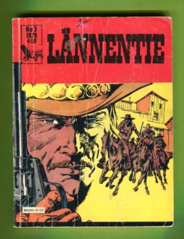 Lännentie 3/79 - Väkivallan laki