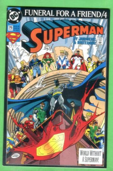 Superman No. 76, February 1993