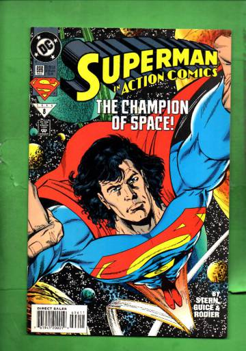 Action Comics #696 Feb 94