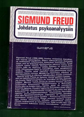 Johdatus psykoanalyysiin
