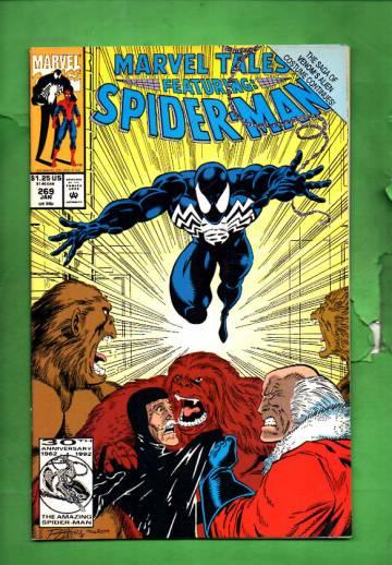 Marvel Tales Featuring Spider-Man Vol. 1 #269 Jan 93