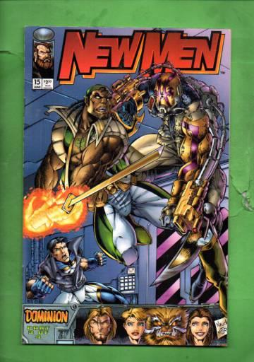 Newmen Vol. 1 #15 Jun 95
