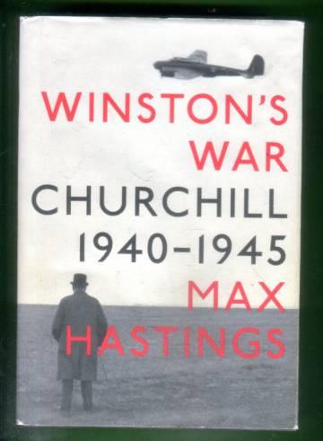 Winston's War - Churchill, 1940-1945