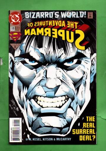Adventures of Superman #510 Mar 94