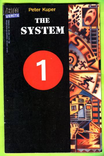 The System #1 May 96