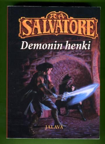 Demonisota 2 - Demonin henki