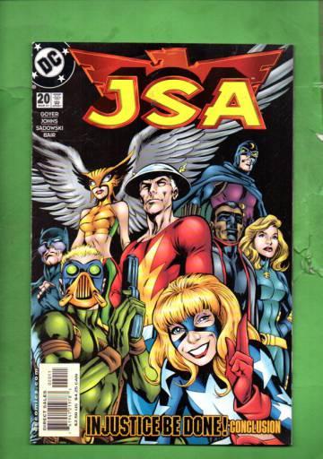 JSA #20 Mar 01
