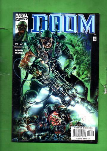Doom Vol. 1 #2 Nov 00